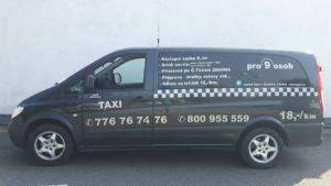 Taxi Expres Levné taxi