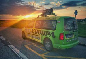 Taxi Kroupa